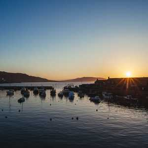 Lyme Regis  Harbour by Rob Coombe Photography